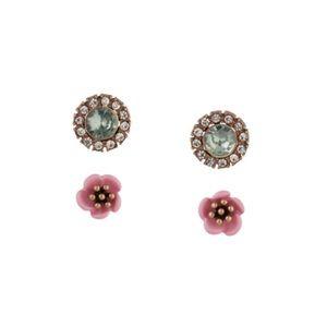 Chloe + Isabel NWT Femme des Fleurs Stud Earrings